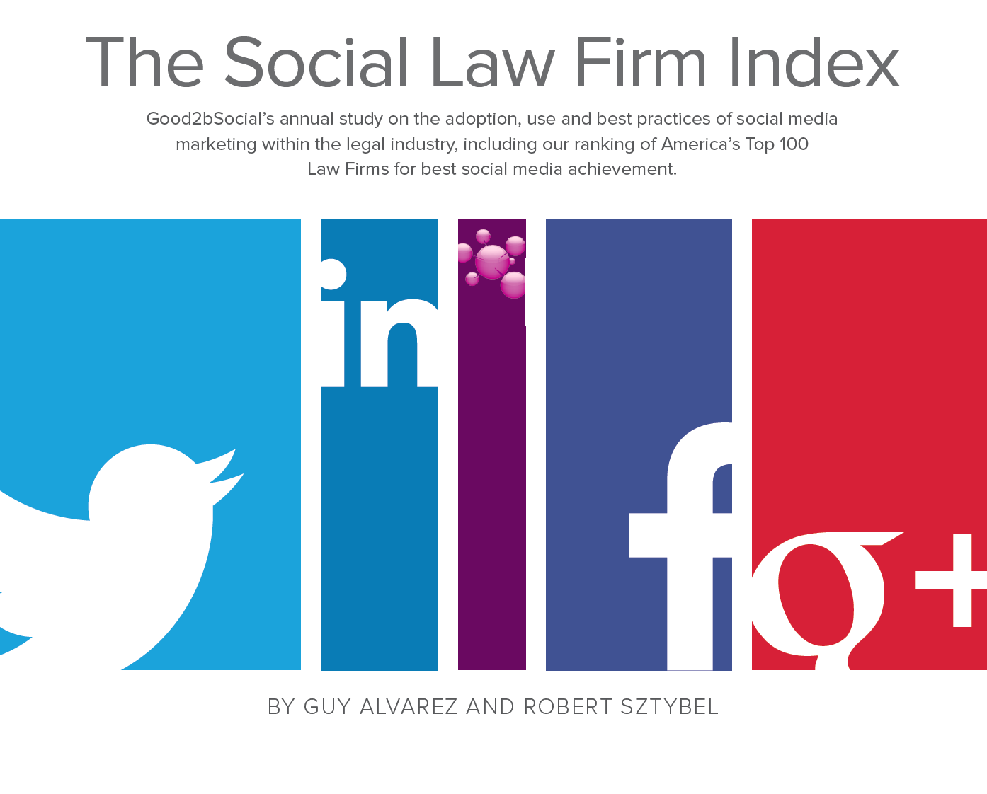 The Social Law Firm Index for Good2bSocial